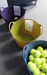 BLOG tennis balls